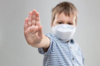 В России идет рост заболеваемости коронавирусом среди детей