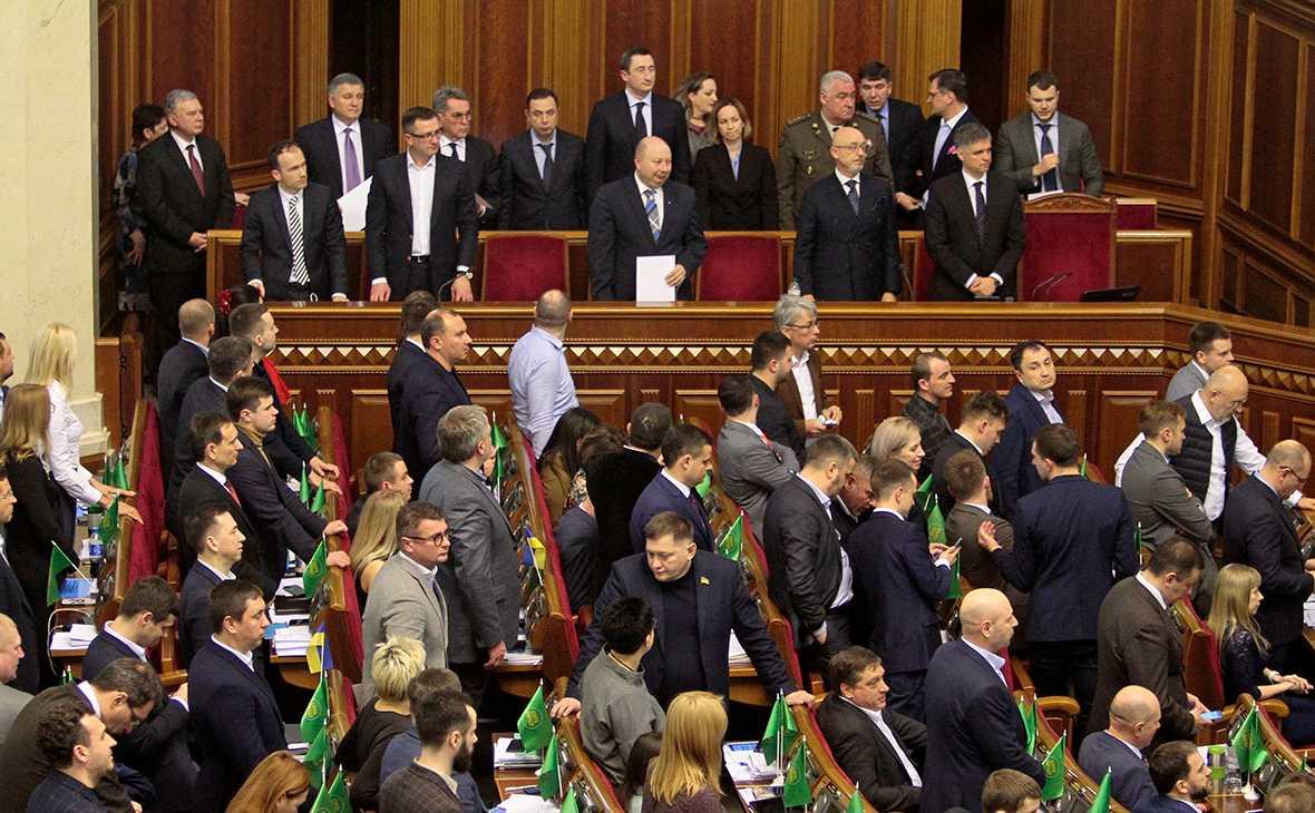 «Это преступление»: на Украине раскритиковали власти за отказ от переговоров по газу с Россией
