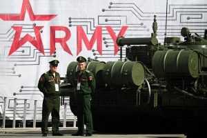 Финские СМИ: Россия готовится к большой войне