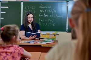 Стало известно, сколько зарабатывают учителя в Подмосковье
