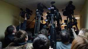 На Украине российских журналистов назвали «террористами»