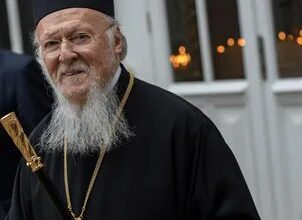 Патриарх Варфоломей госпитализирован в США