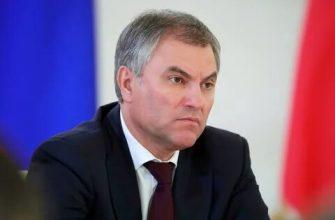 Госдума работает над мерами борьбы с бедностью: Володин