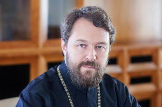 Митрополит Иларион за вакцинацию священников